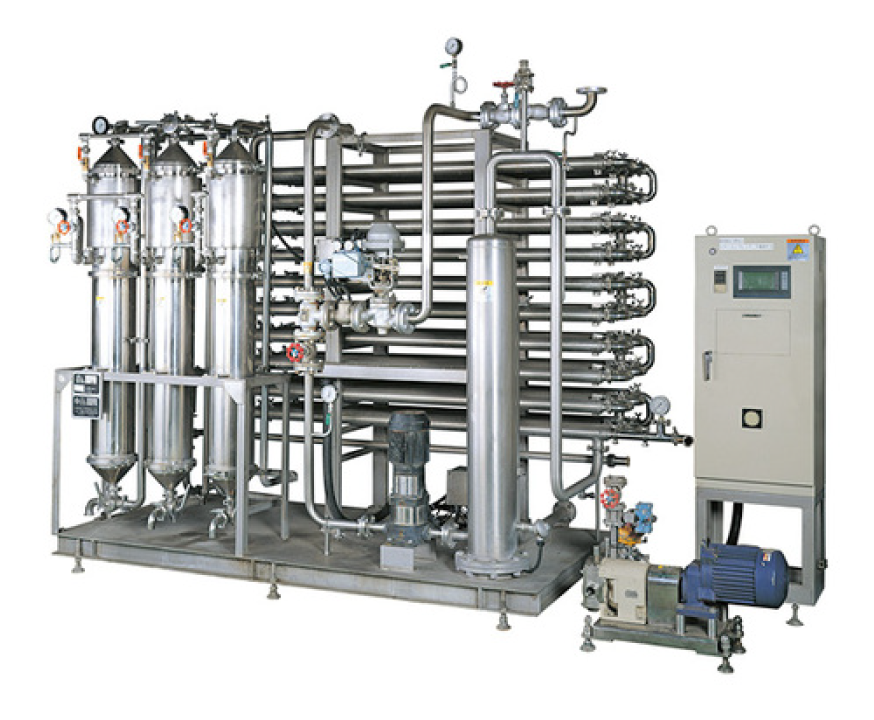 Tube Type Continuous Soymilk Plant