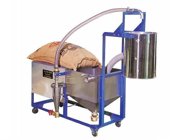大豆水洗機