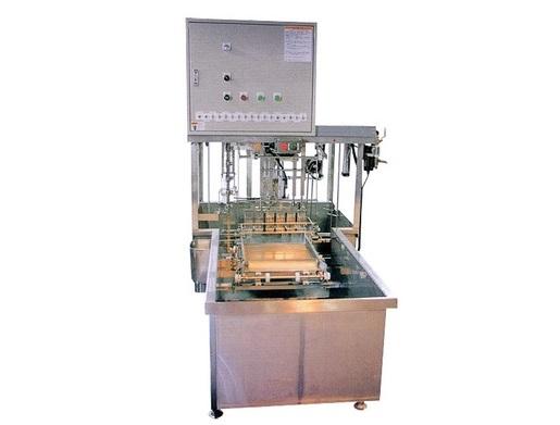 Automatic cut and pack machine CUT CASER II